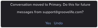 conversation moved to primary gmail