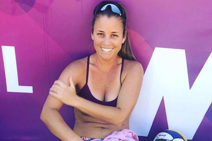Brooke Sweat world class athlete