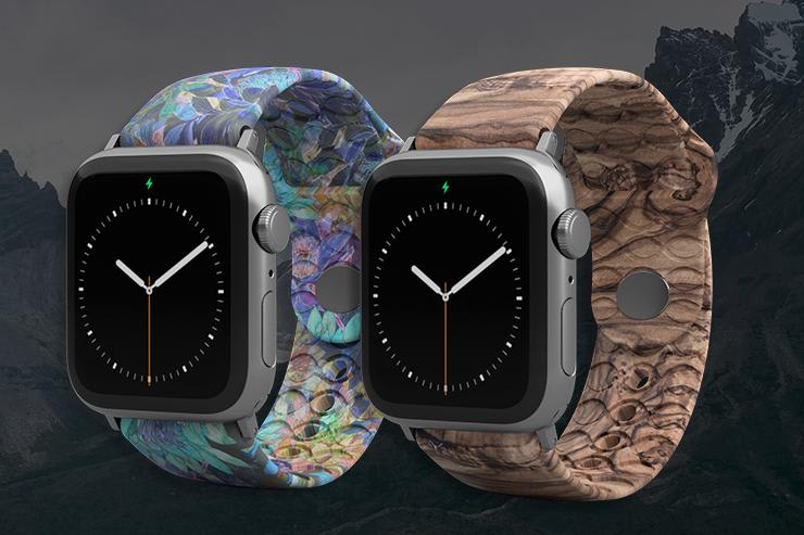 apple watch breathable water resistant watch band