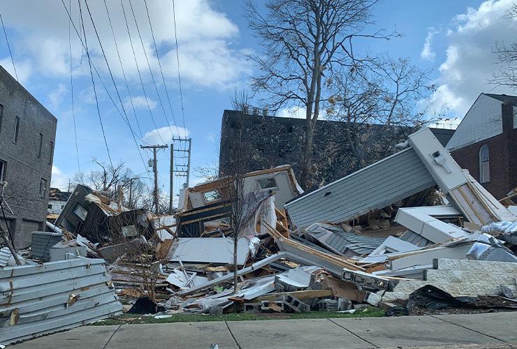 tornado damage nashville strong groove life