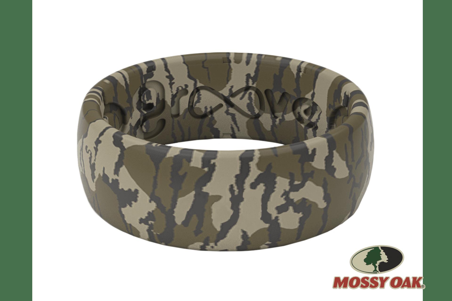 Original Mossy Oak Camo Bottomland Ring