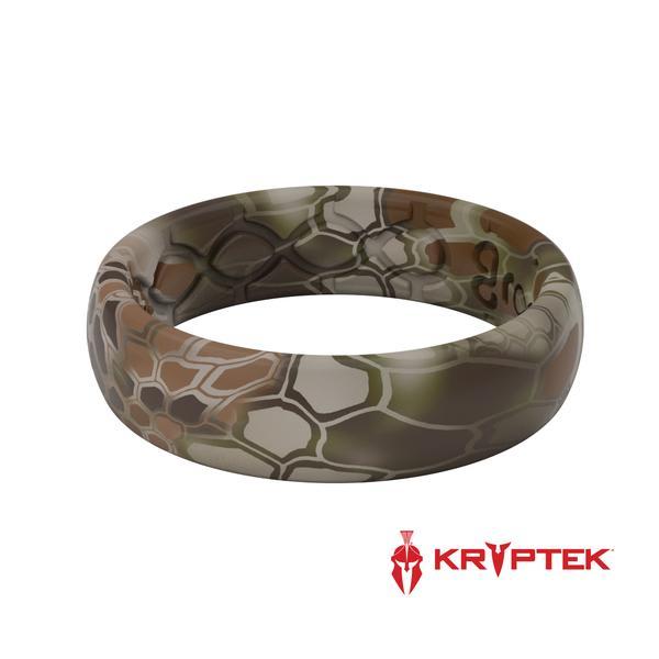 kryptek highlander silicone ring side view