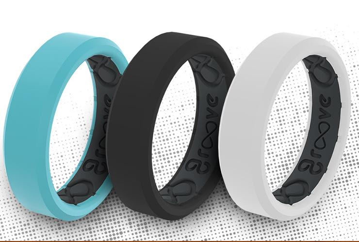 Zeus Anti-Stretch Thin Edge Ring