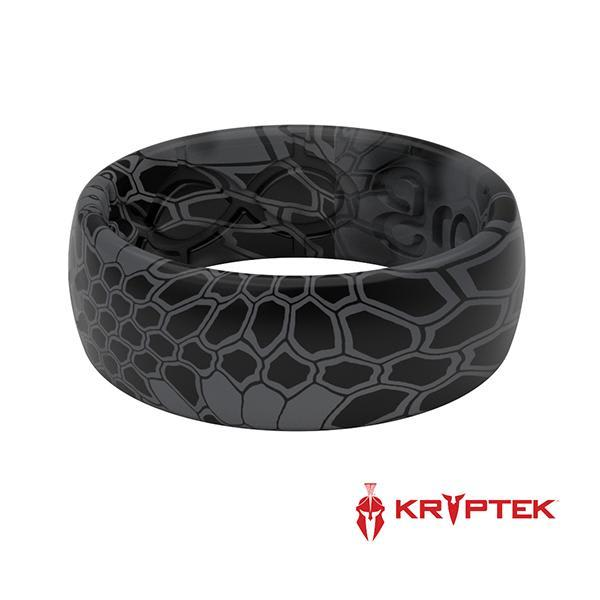 kryptek typhon silicone ring front view