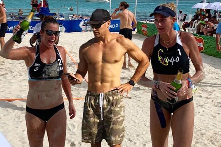 Brooke Sweat Olympic Athlete