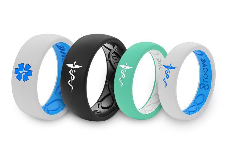 nurse silicone breathable ring