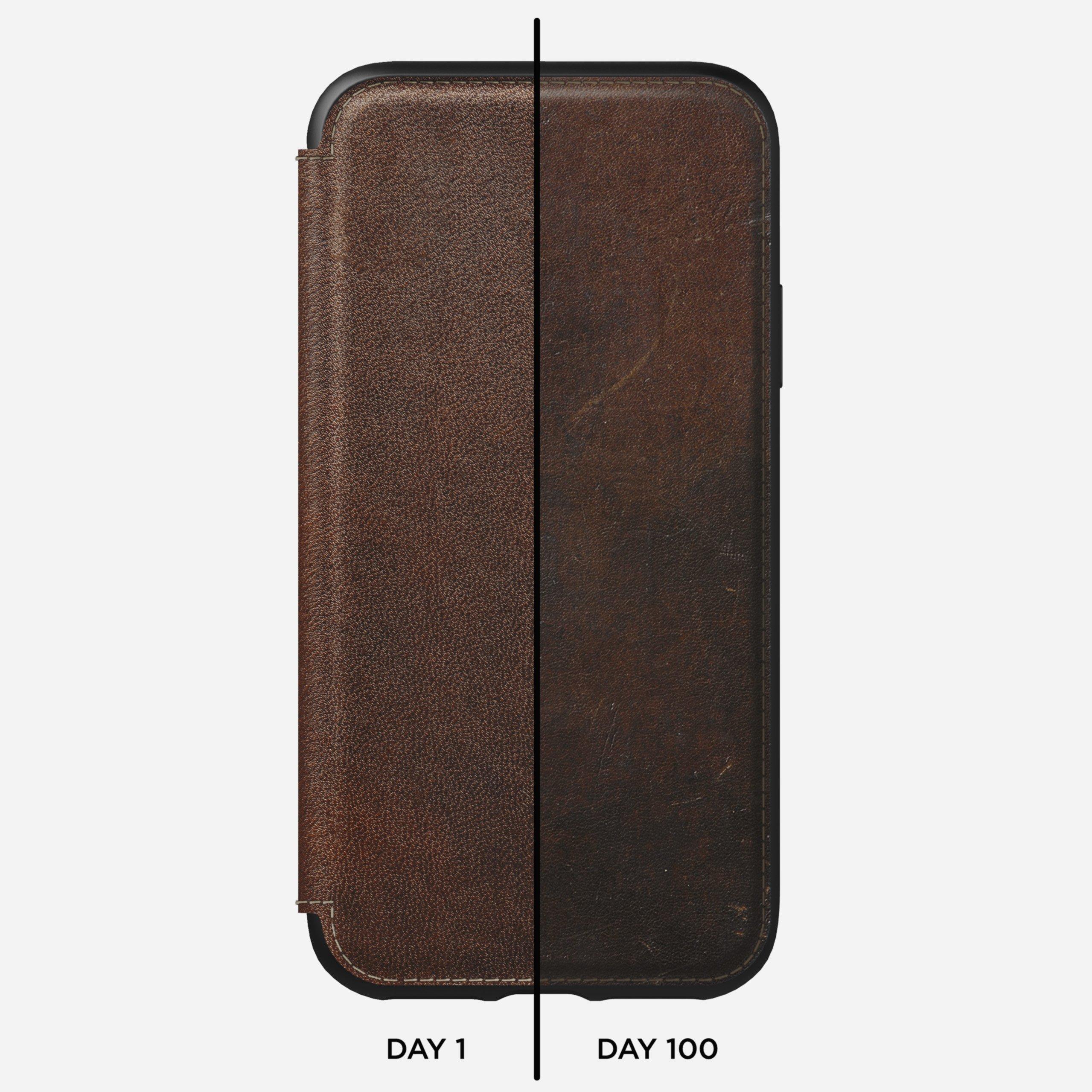 Tri folio rustic brown xr
