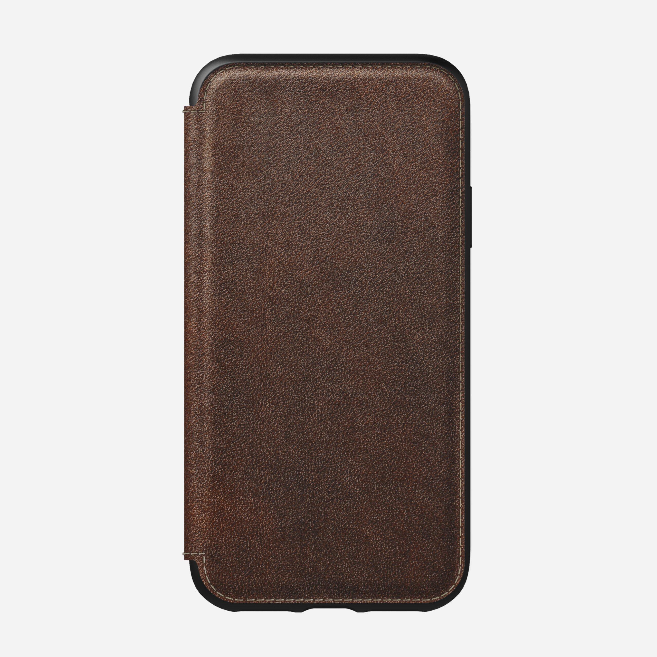 Rugged folio rustic brown xs