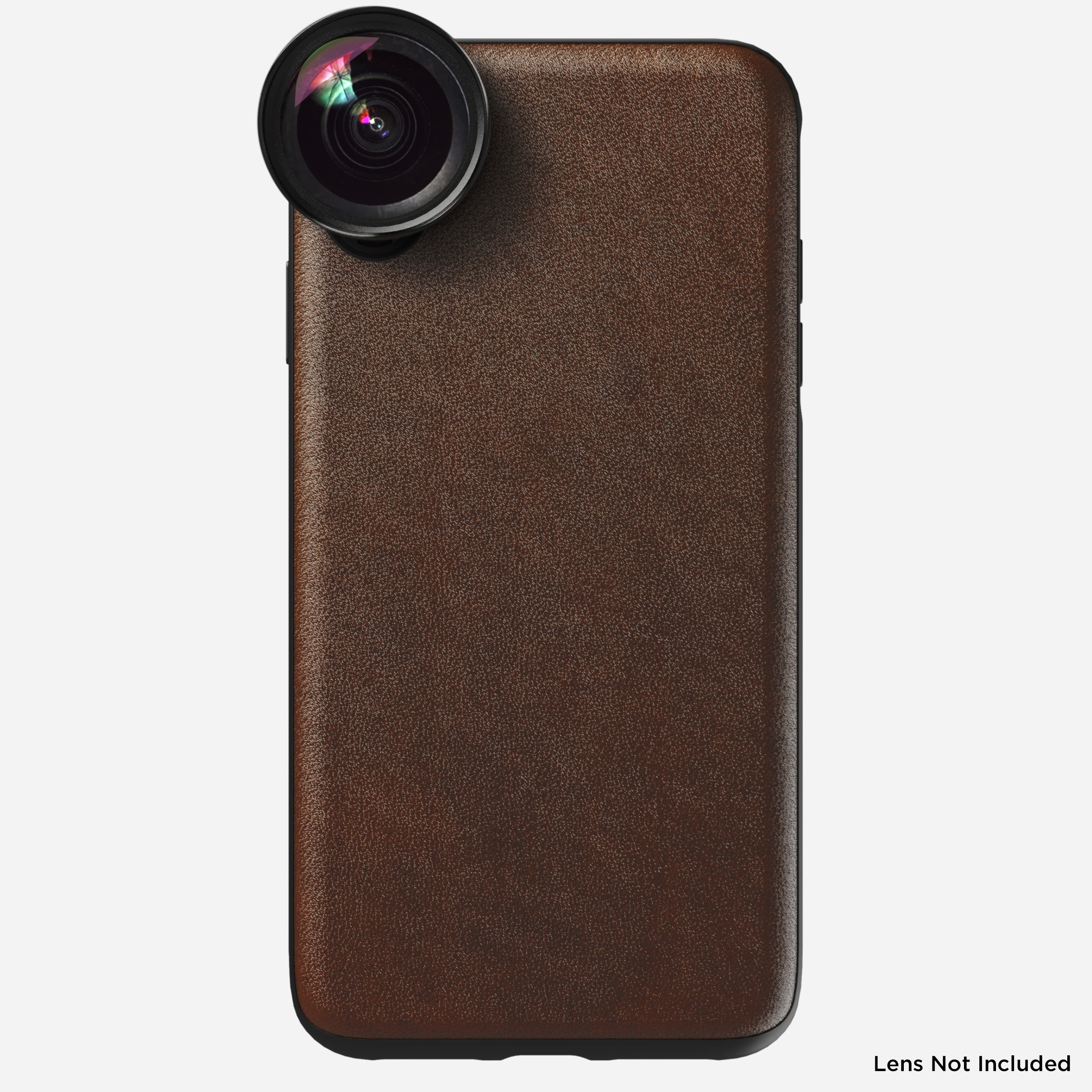Rugged case rustic brown moment xs max