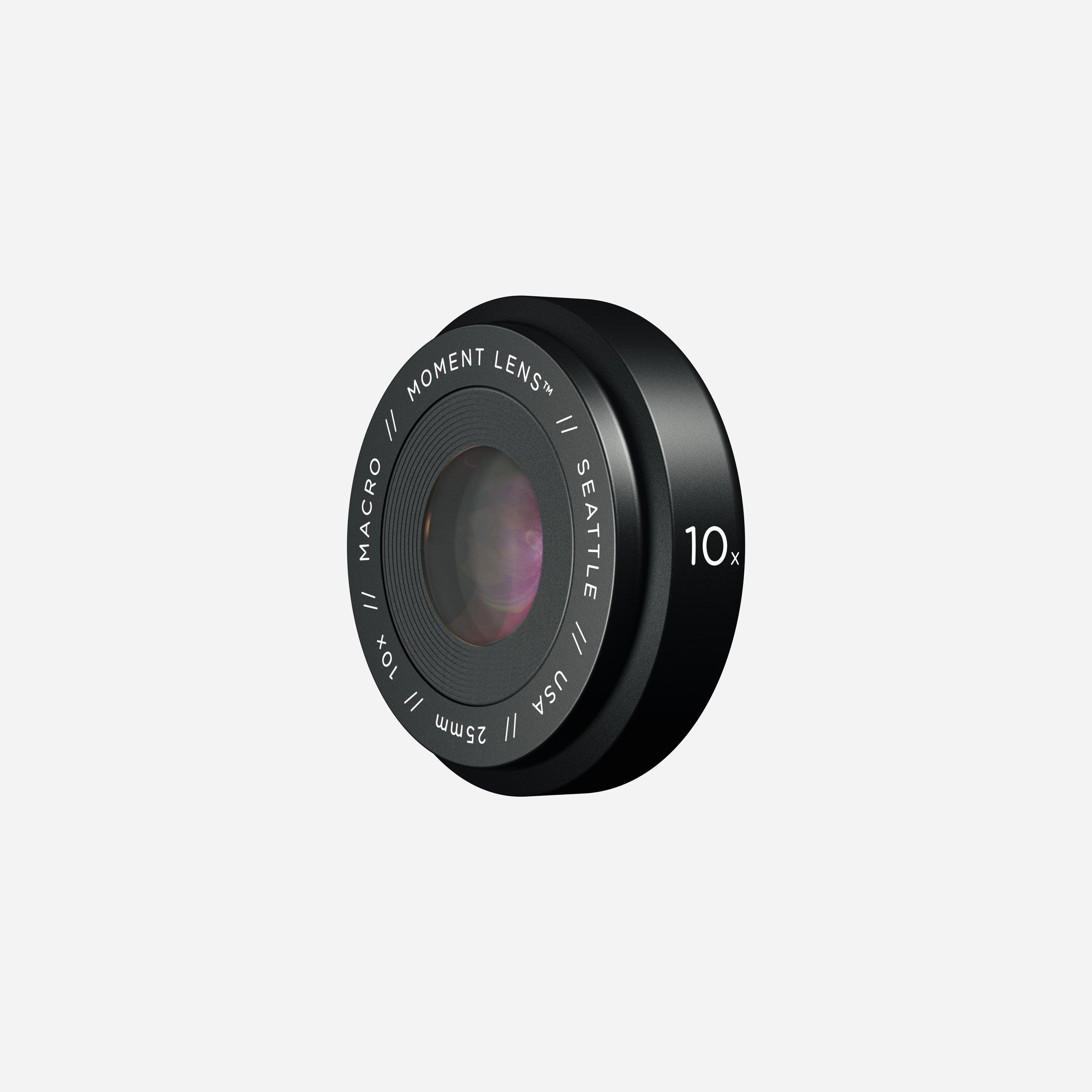 Moment Macro Lens Back