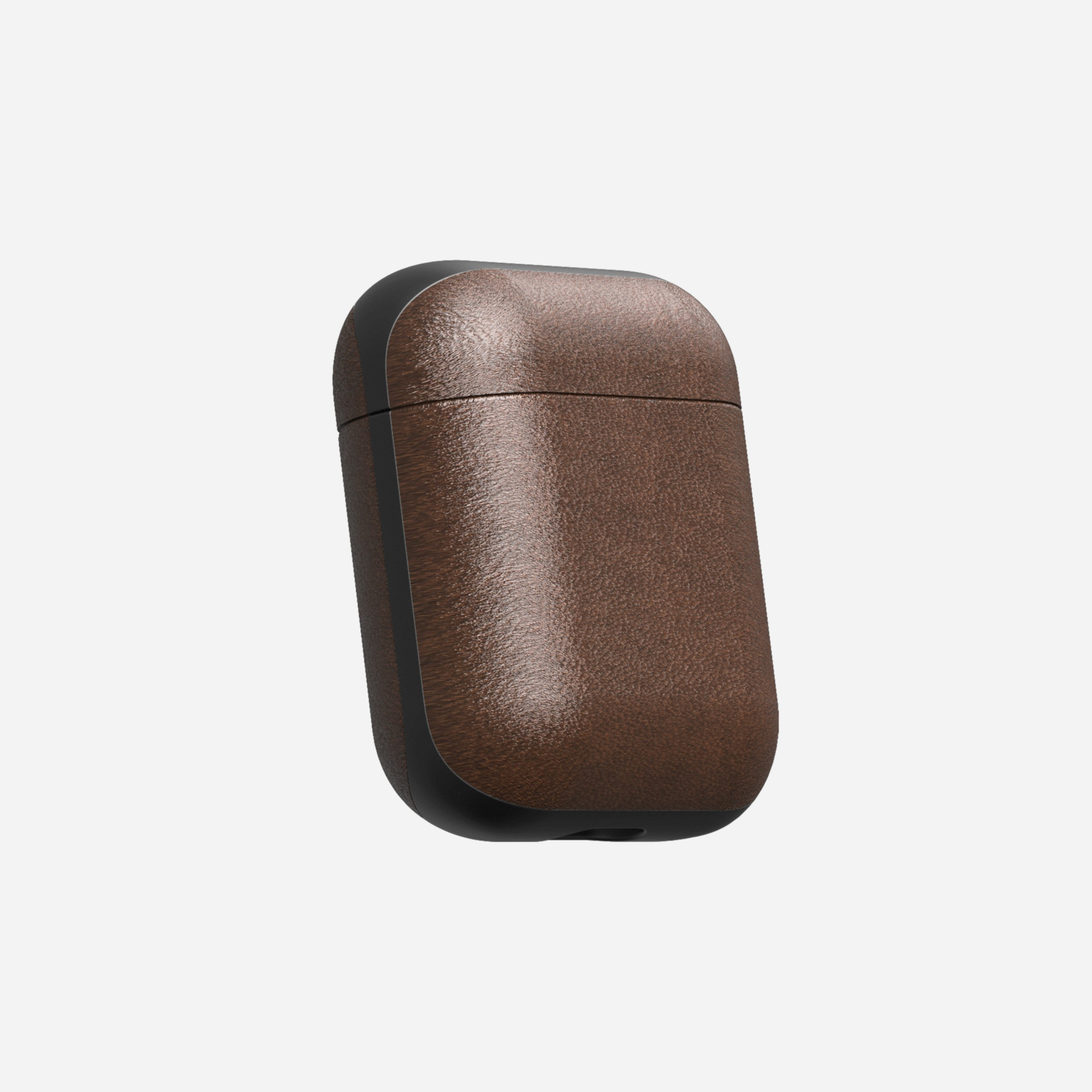 Rugged case airpods rustic brown