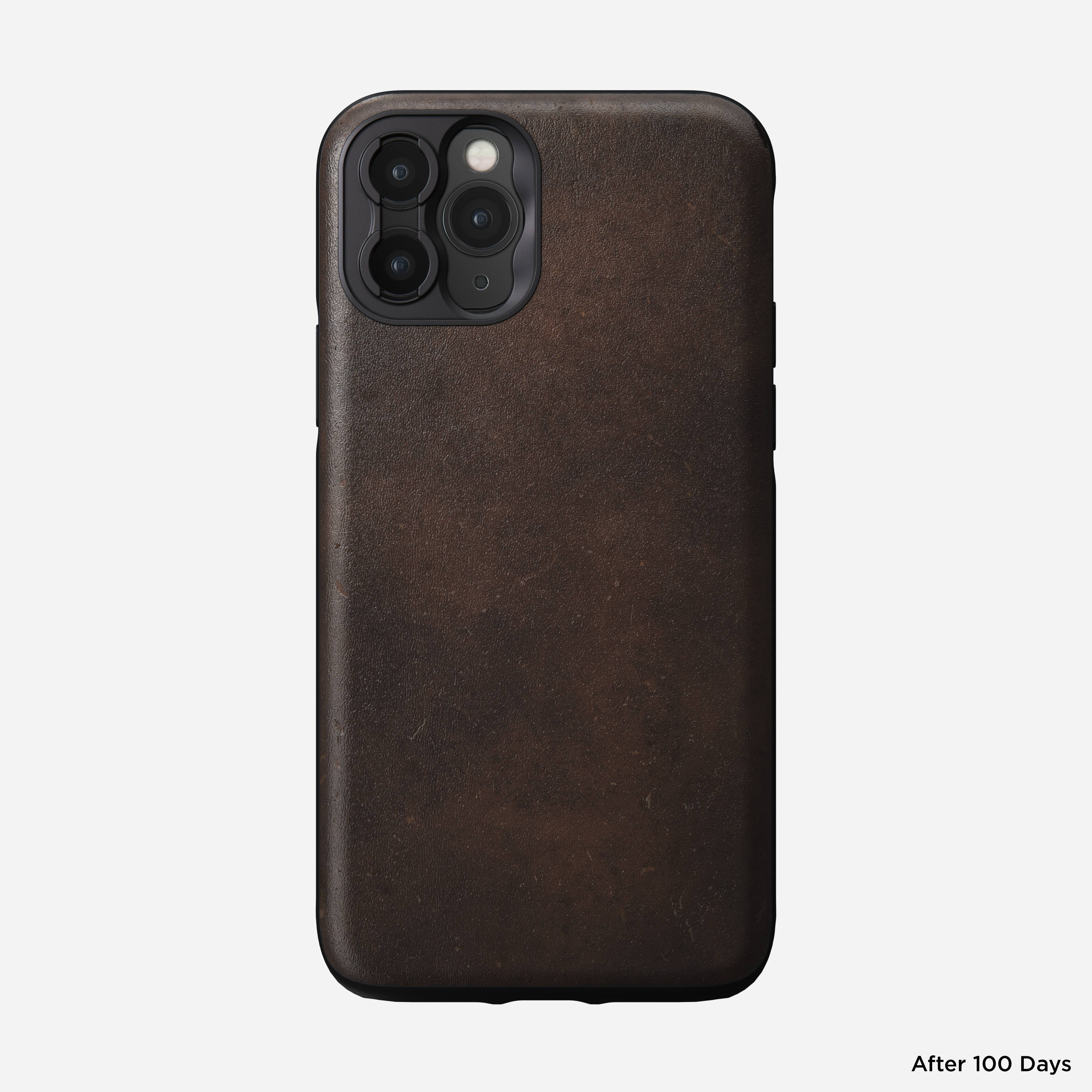 Rugged case rustic brown moment 11 pro
