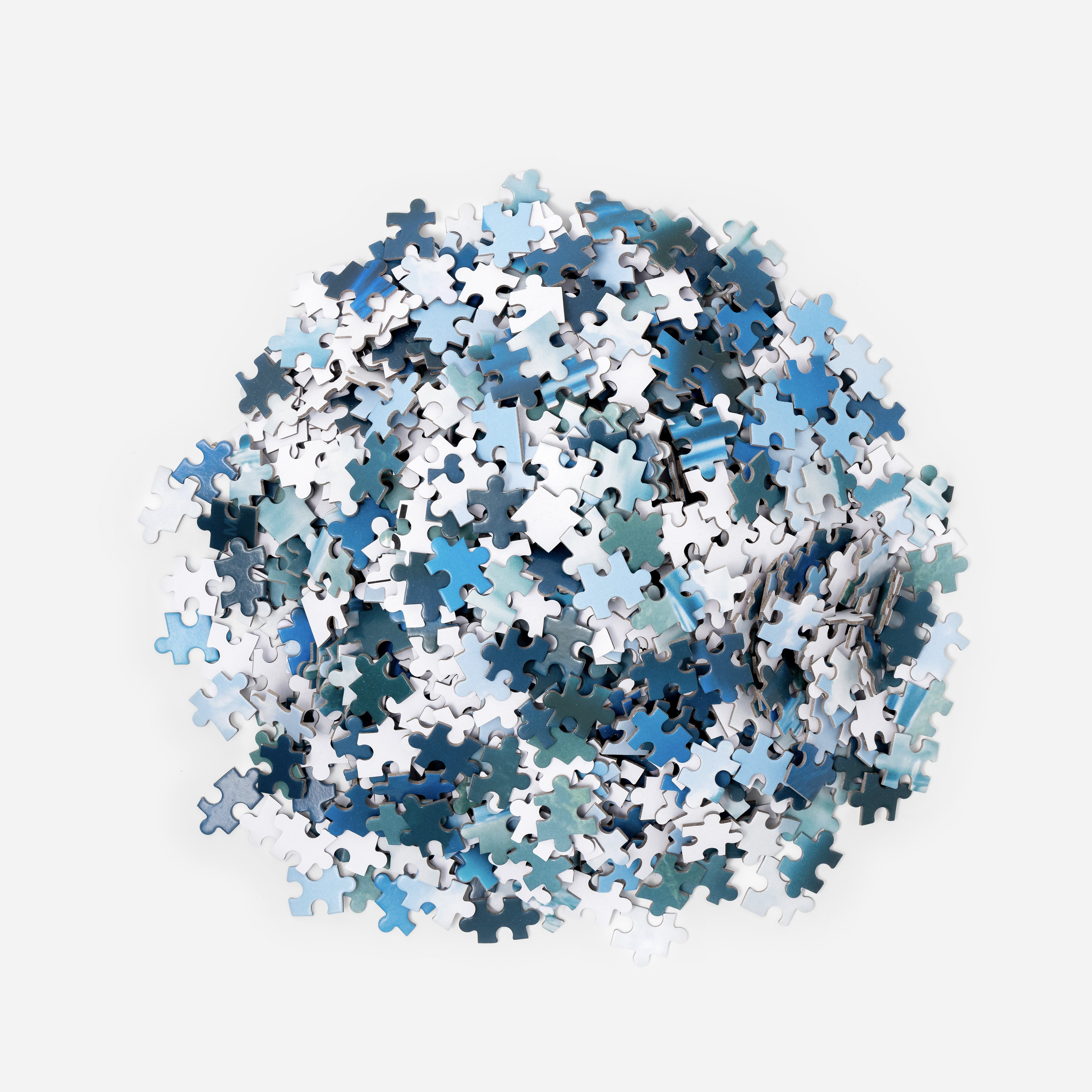 Puzzle for Good Pieces in a Pile Top
