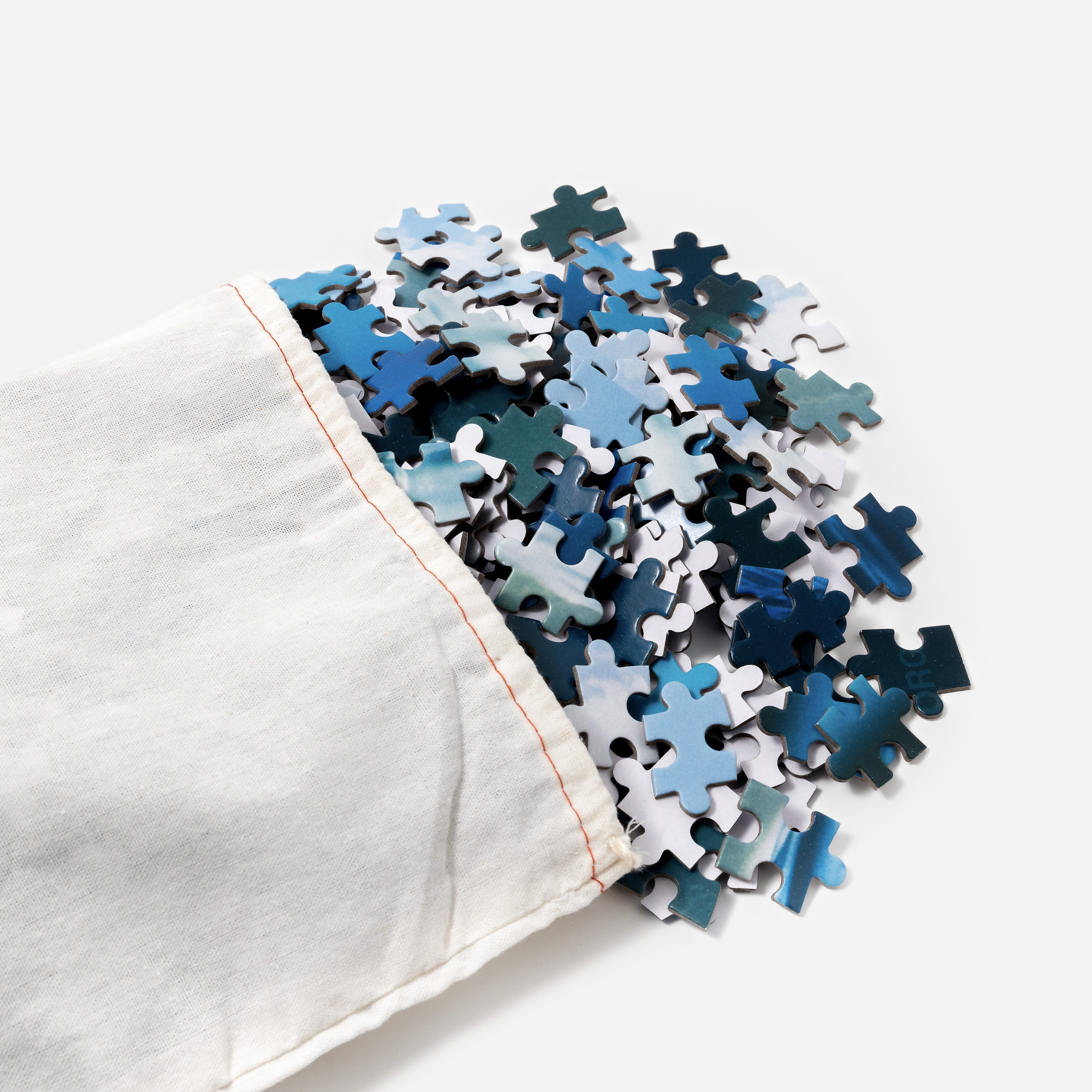Puzzle for Good Pieces and Bag