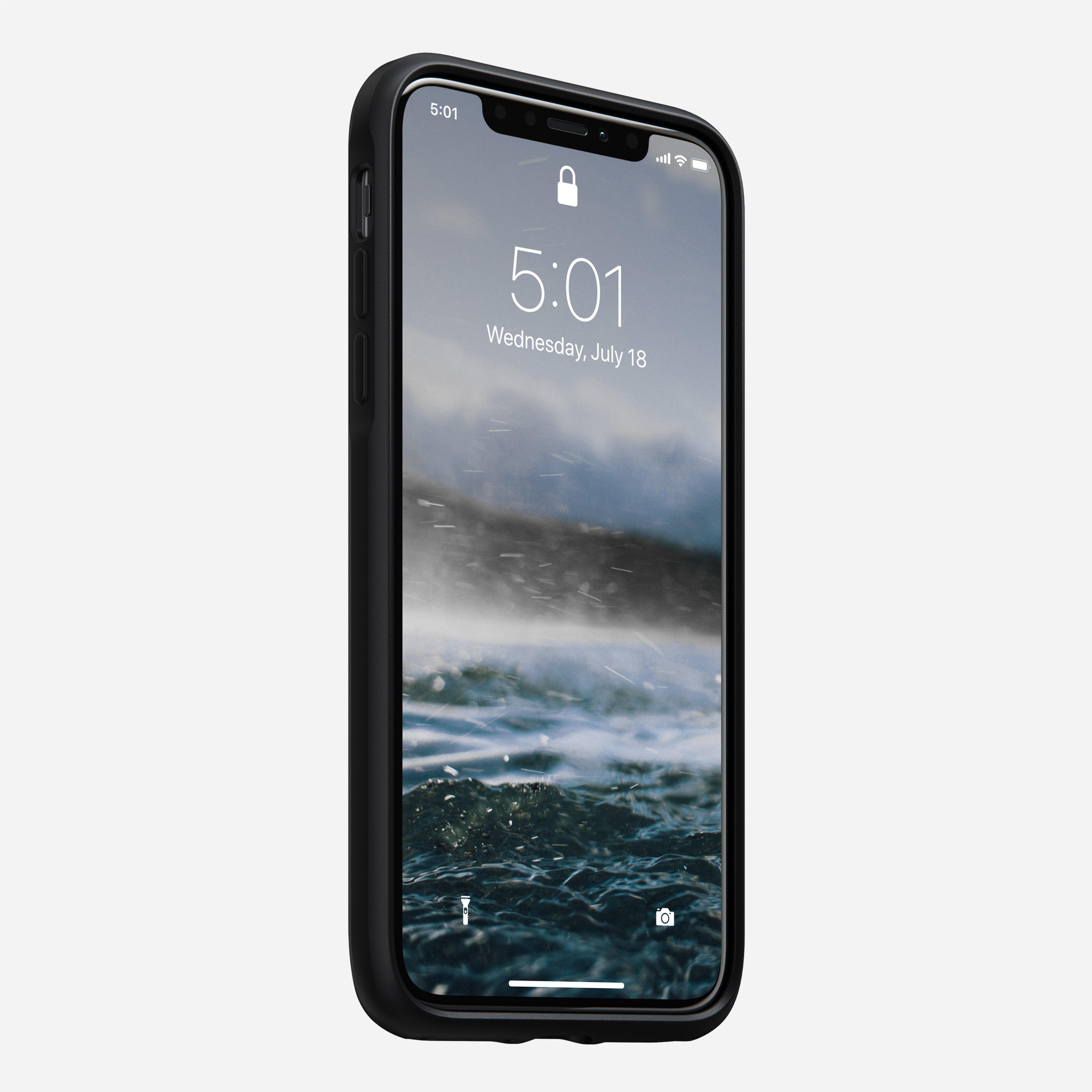 Rugged case black iphone 11