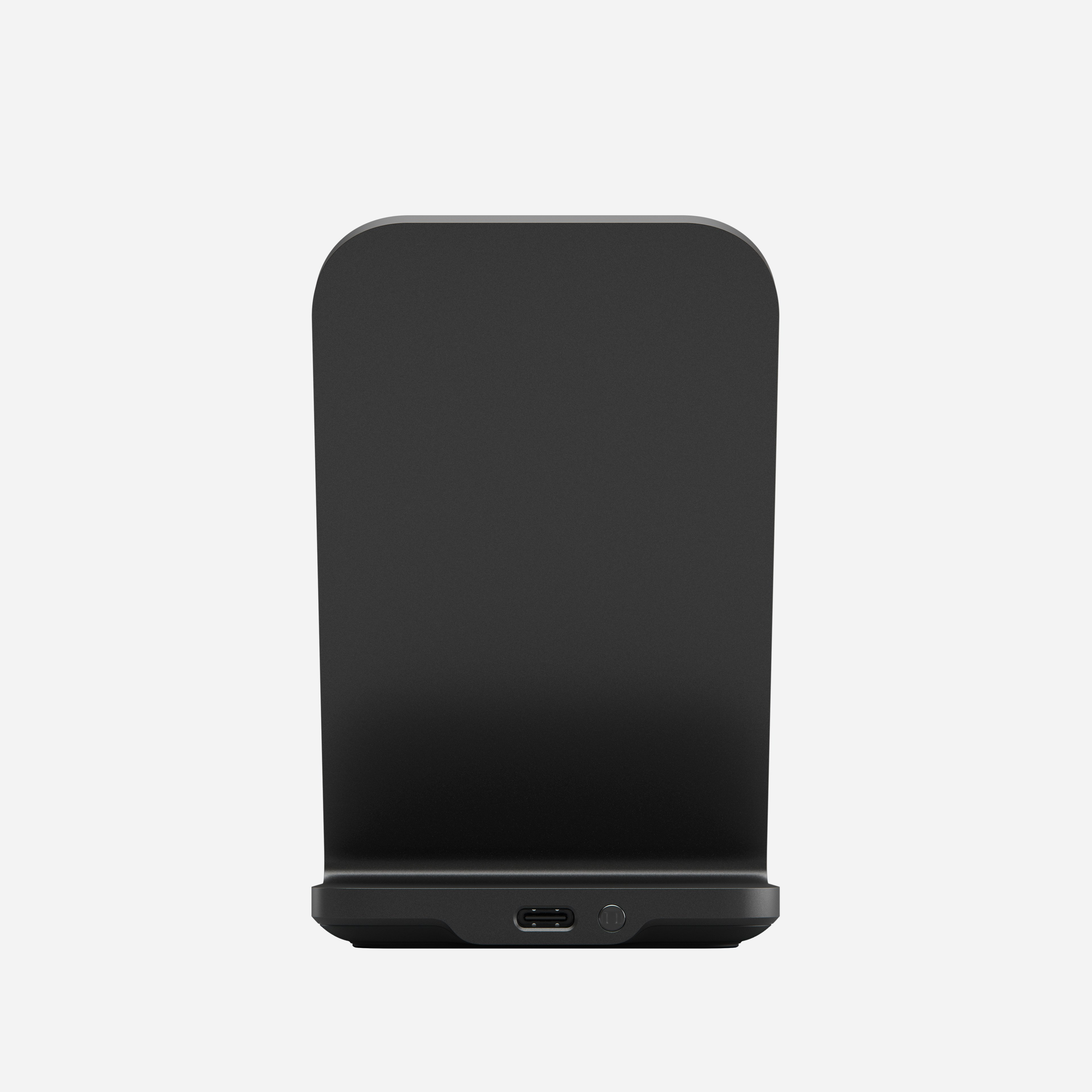 Base Station Stand Back View