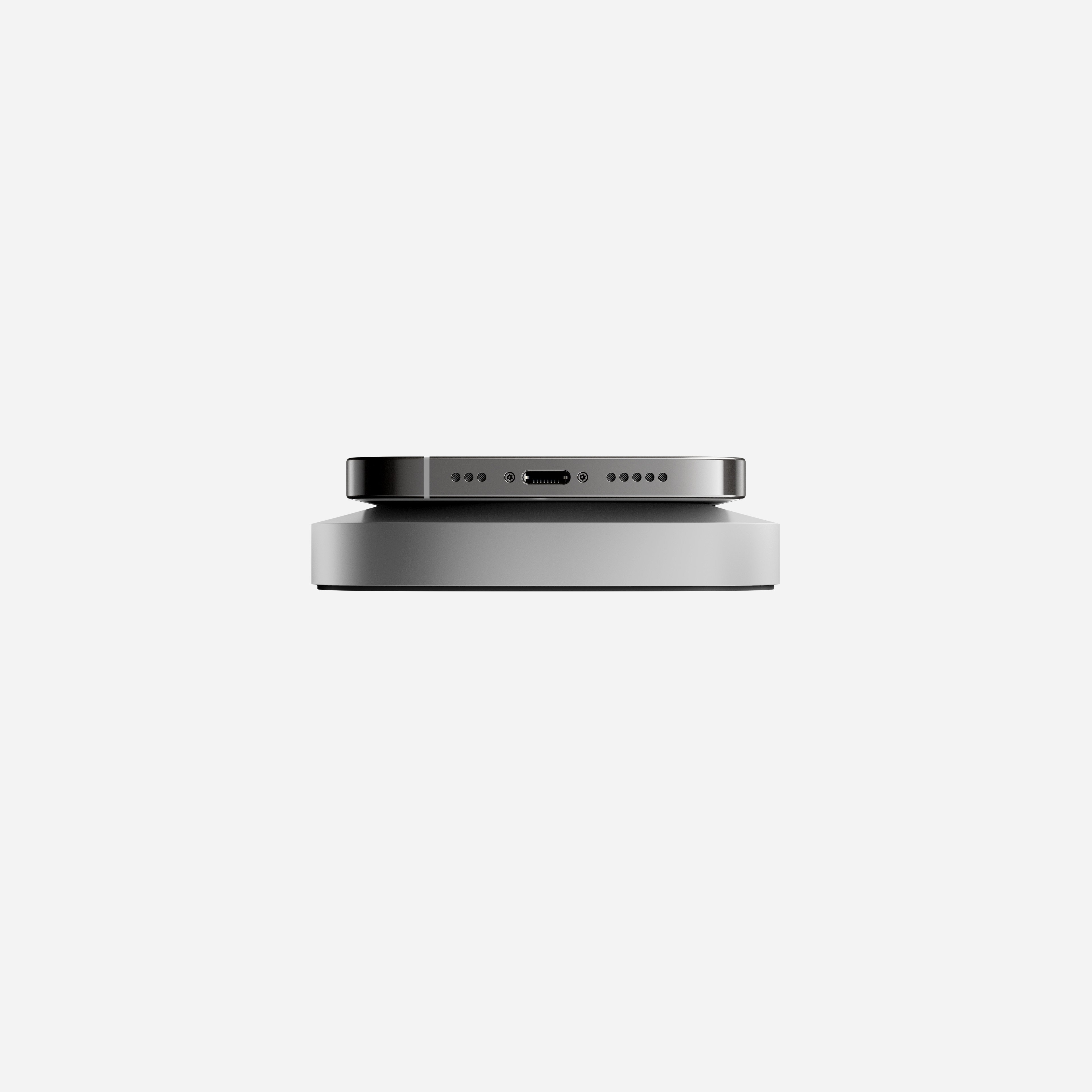 MagSafe Mount for iPhone 12 view from the front | Nomad®