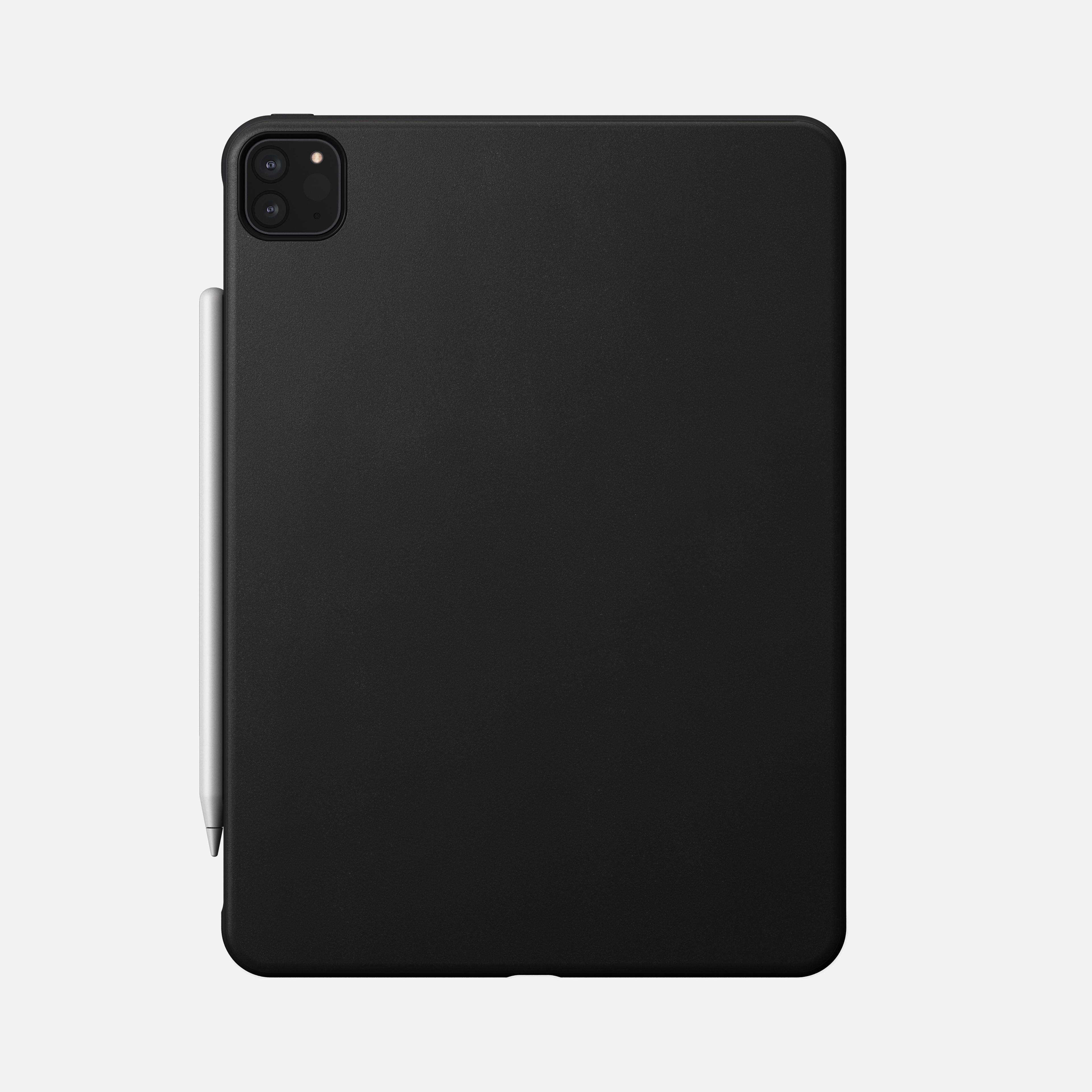 Rugged case horween leather black ipad pro 11 inch 2nd generation