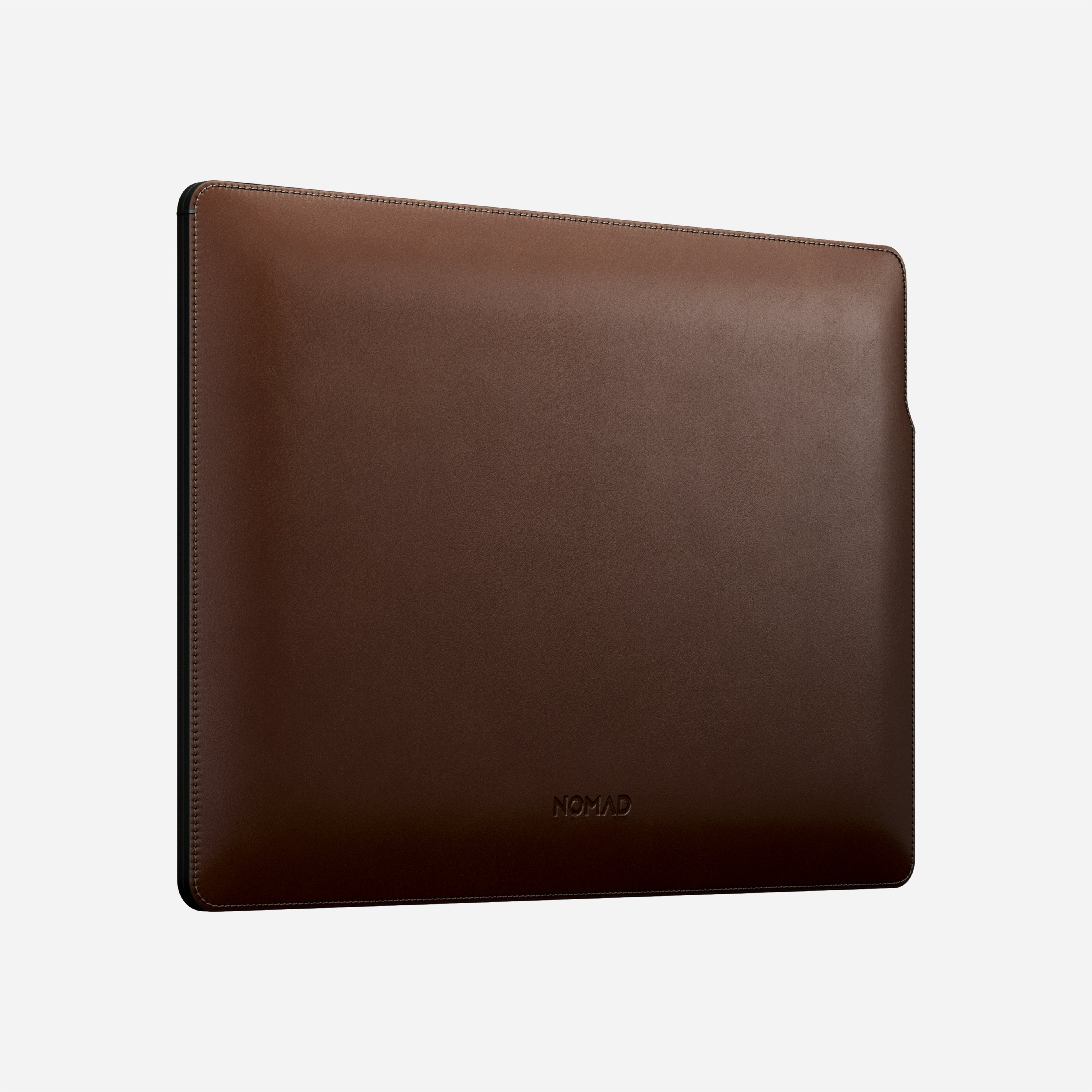 MacBook Pro Laptop Sleeve Horween Leather Back 16-inch