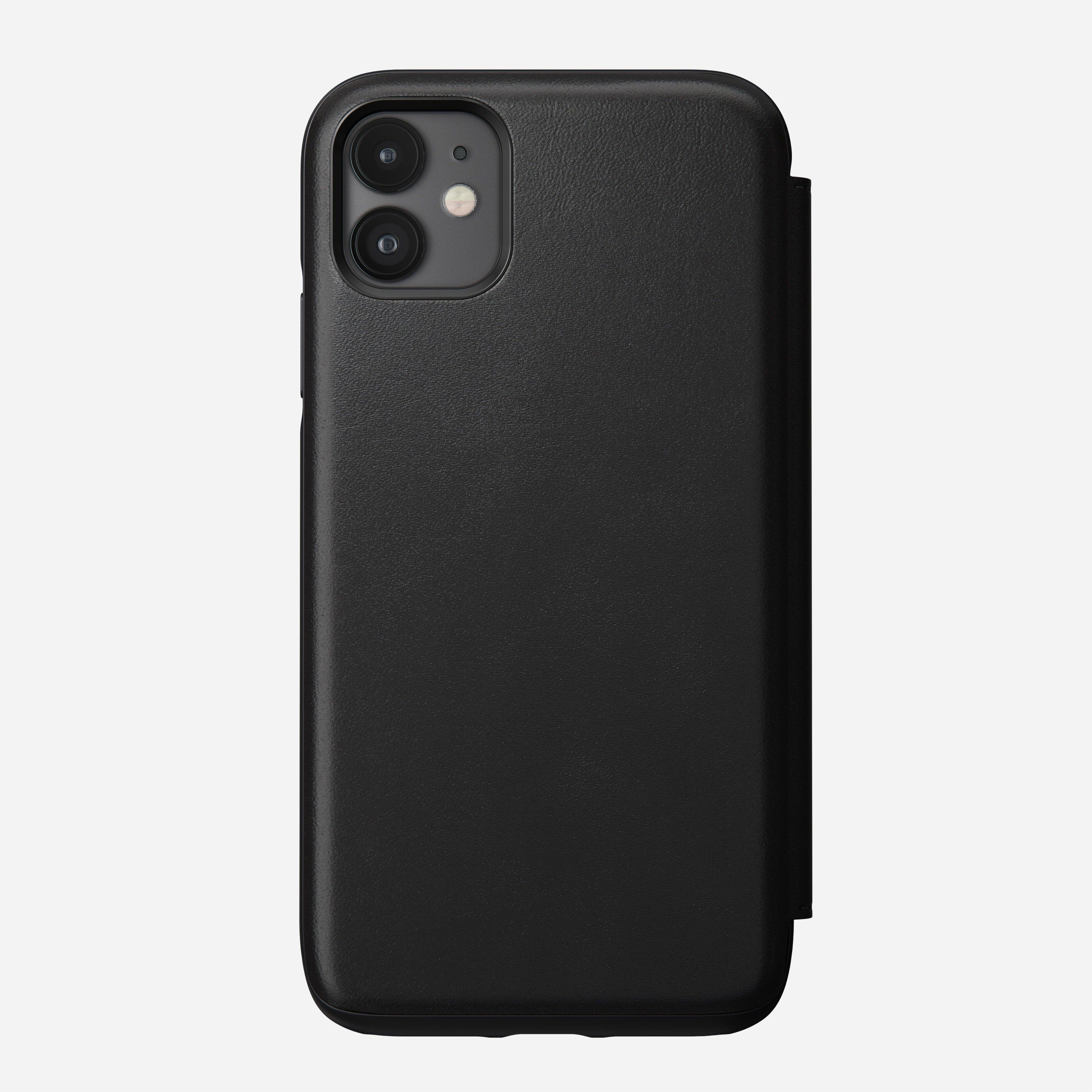 Rugged folio black iphone 11