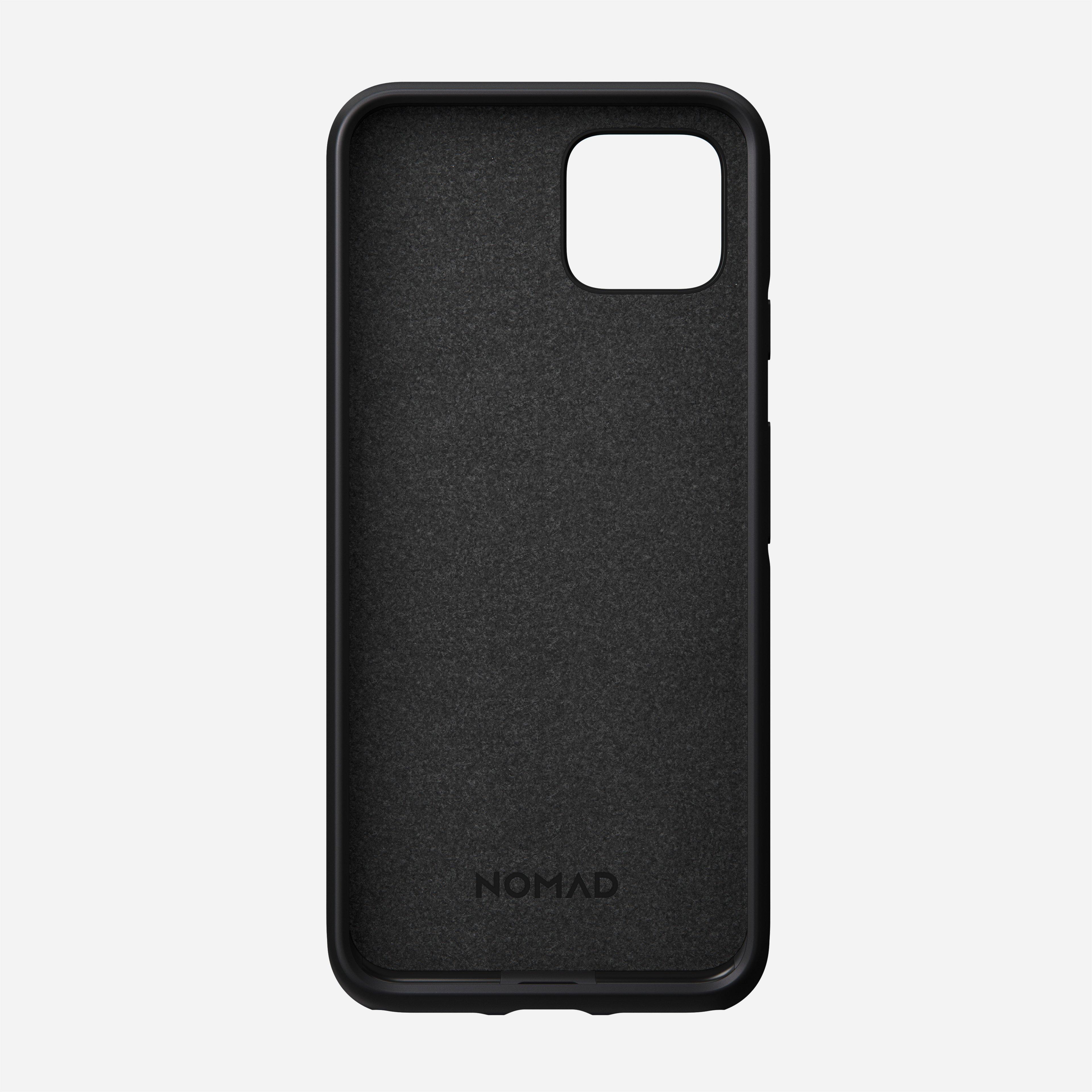 Rugged case black pixel 4