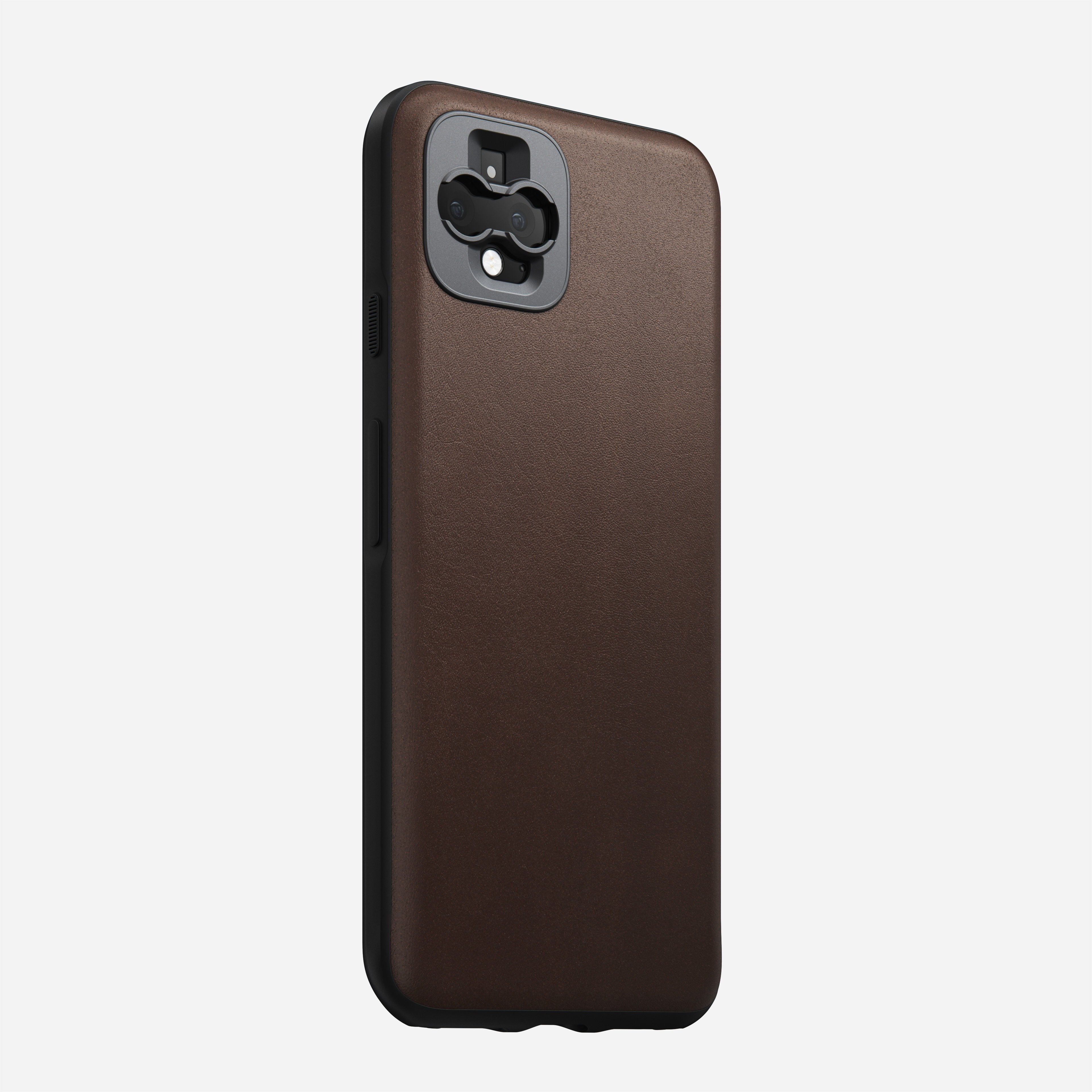 Rugged case rustic brown moment pixel 4
