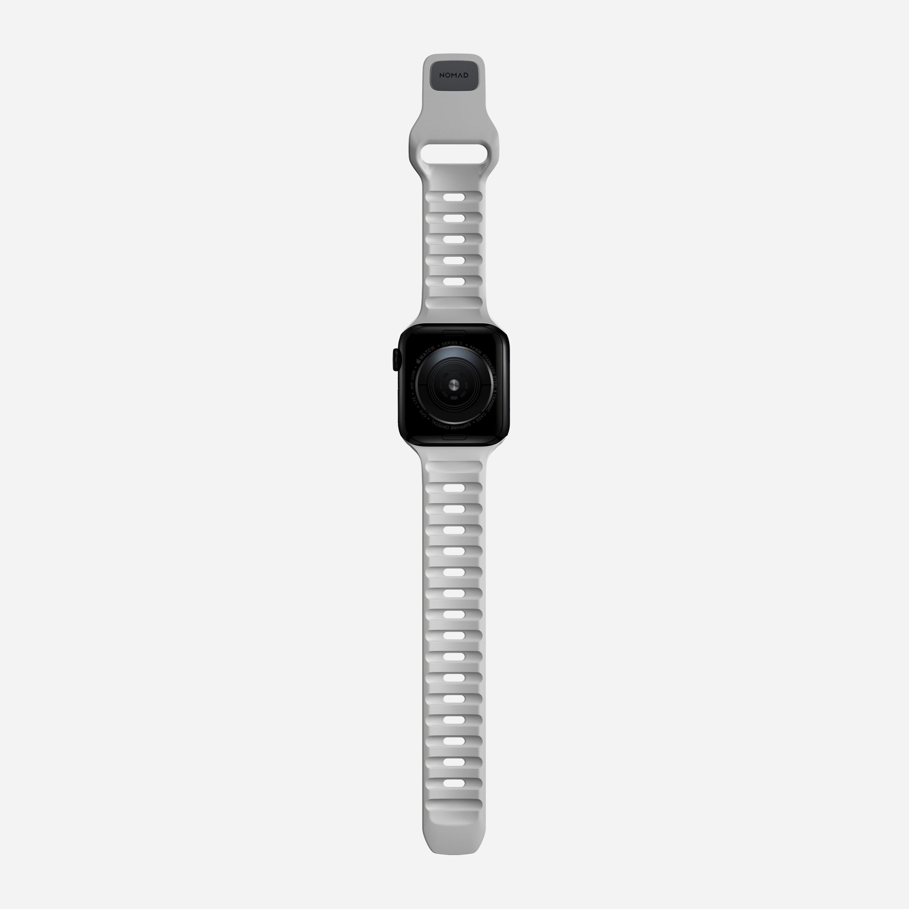 Sport strap lunar gray 40mm
