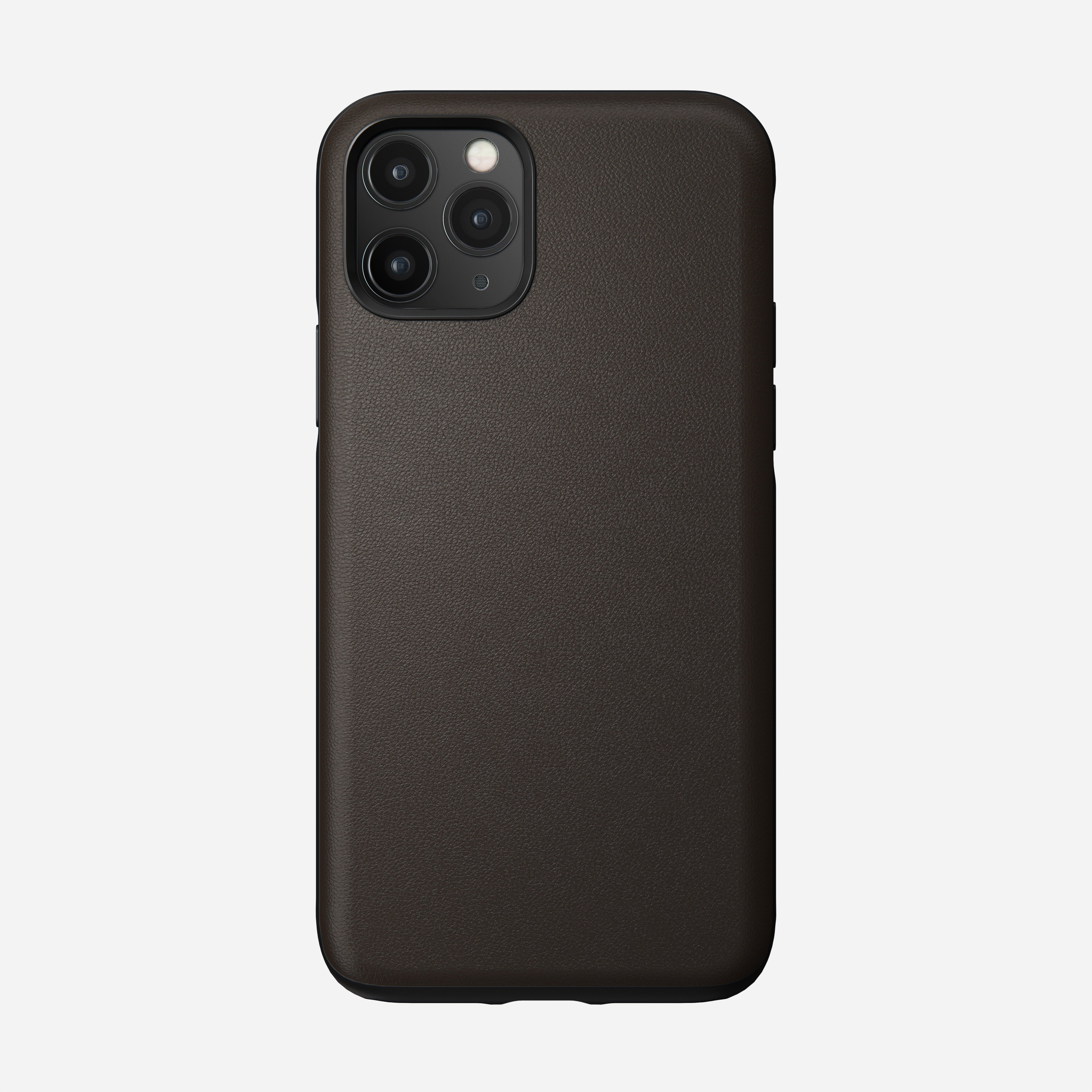 Active rugged case mocha brown iphone 11 pro