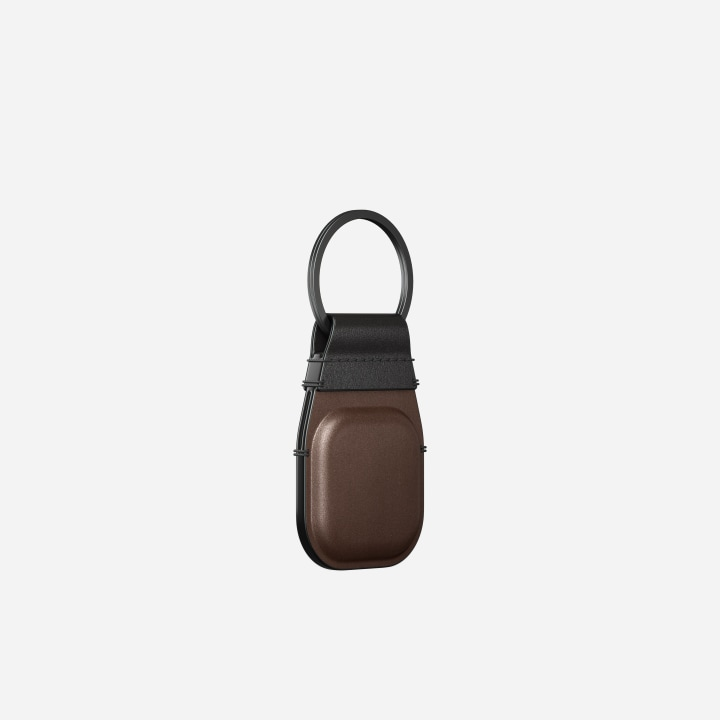 Nomad Leather Keychain