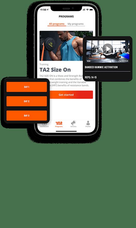 TA2 Size On Bundle