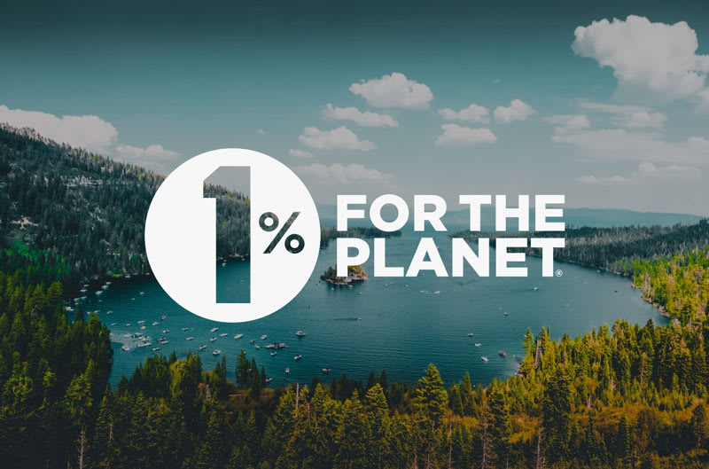 What is 1% for the Planet?