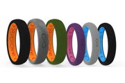 Expedited 2 Day Shipping Fee - Groove Life Silicone Wedding Rings