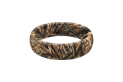 Thin Camo Realtree Max 5 - Groove Life Silicone Wedding Rings