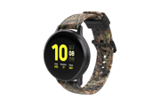 Mossy Oak Breakup Watch Band 20mm - Groove Life Silicone Wedding Rings