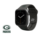 Apple Watch Band NFL Green Bay Packers Black - Groove Life