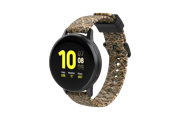 Mossy Oak Blades Watch Band 20mm - Groove Life Silicone Wedding Rings
