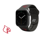 Apple Watch Band College Louisville Black - Groove Life
