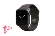 Apple Watch Band NFL Atlanta Falcons Black - Groove Life