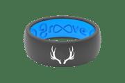 Original Custom Antlers Deep Stone Grey/Blue - Groove Life