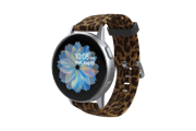 Leopard Samsung 22mm Watch Band - Groove Life