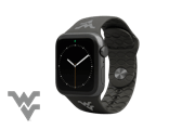 Apple Watch Band College West Virginia Black - Groove Life