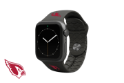 Apple Watch Band NFL Arizona Cardinals Black - Groove Life