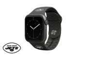 Apple Watch Band NFL New York Jets Black - Groove Life