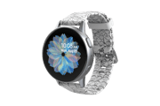 Winter Rose Samsung 22mm Watch Band - Groove Life