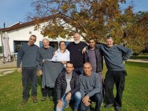 צוות אגריקור בדרום