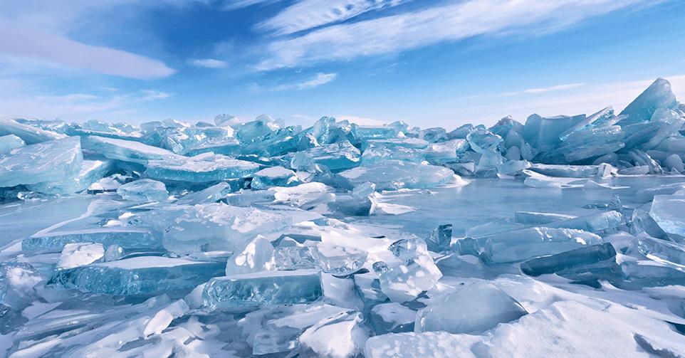 מכונות קרח תעשייתיות