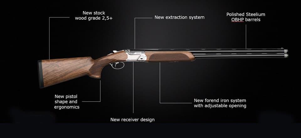 Beretta 694 In-Store