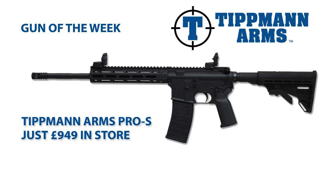 Tippmann Arms M4 .22 Pro-S