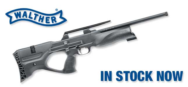 Walther Reign Bullpup Now In