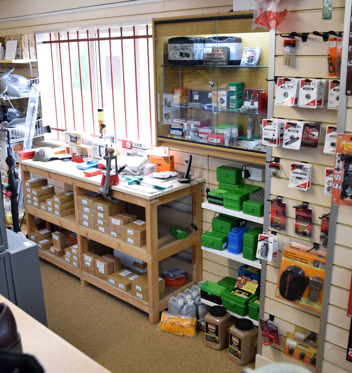 Reloading Tools & Supplies